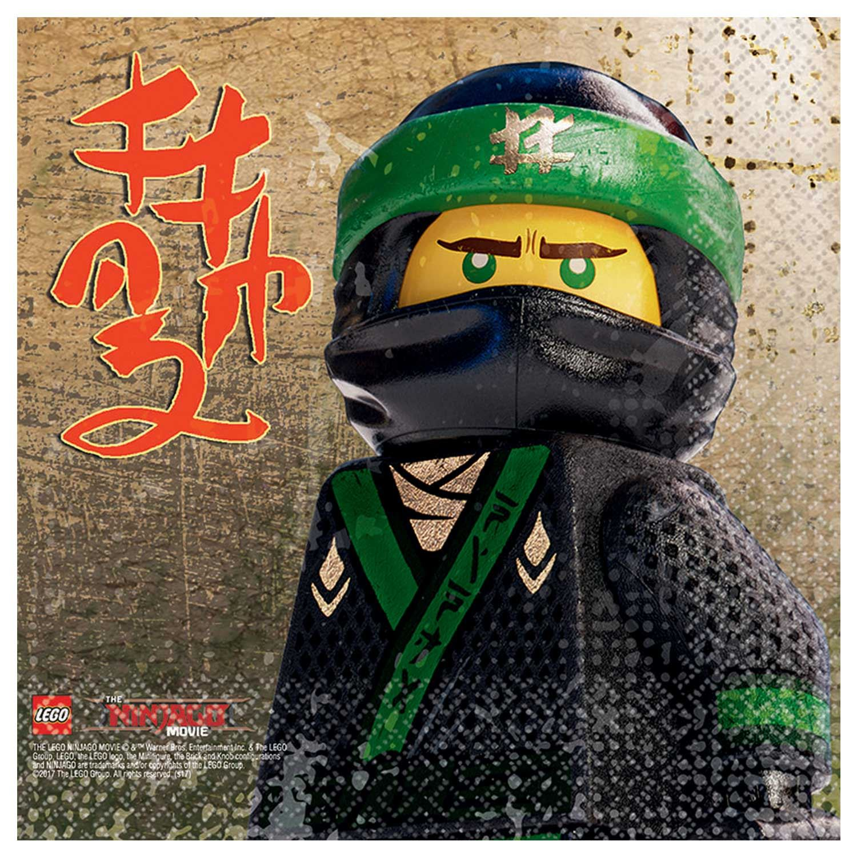 Guardanapos Lego Ninjago Grandes