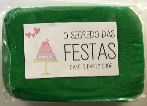 23 - Pasta de Açúcar Verde