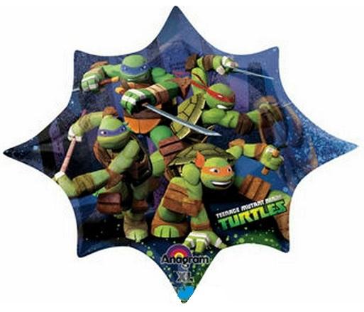 Tartarugas Ninja Balão Grande