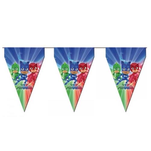 Bandeirolas PJ Masks