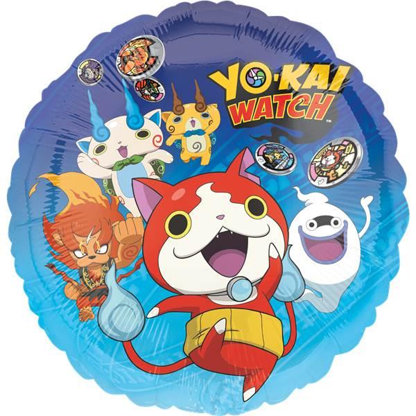 Balão Yo-Kai Watch Médio