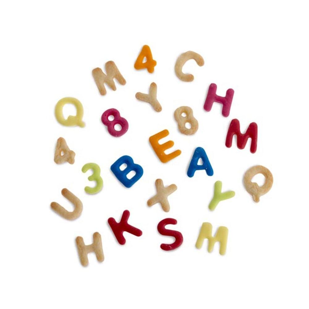 Cortadores Letras e Números Mini
