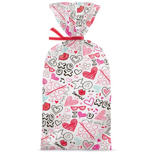 Conj. 20 Sacos Dia dos Namorados