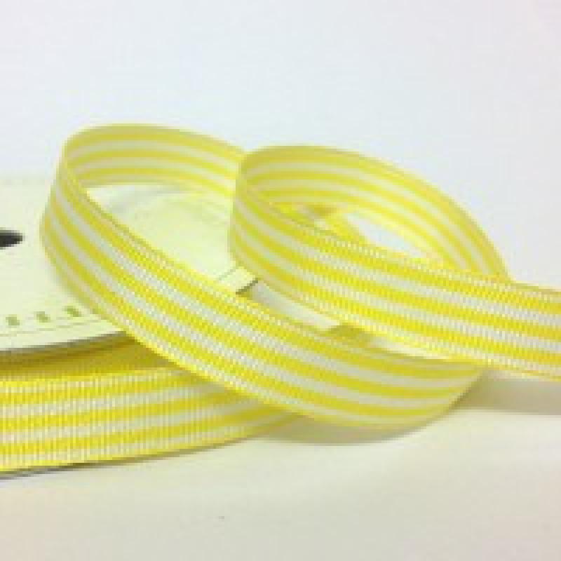 Fita Amarelo Riscas 10mm