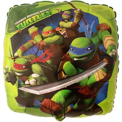 Tartarugas Ninja Balão Médio