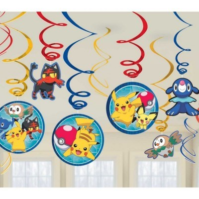 Decoração de Tecto Pokémon