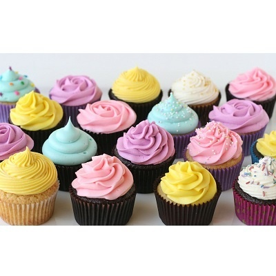 Forma 12 Cupcakes