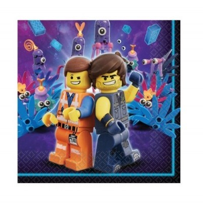 Guardanapos Lego Movie