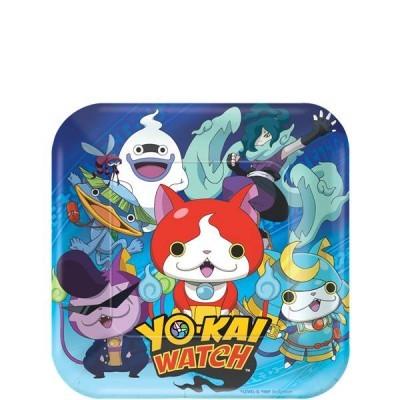 Pratos Yo-Kai Watch Pequenos