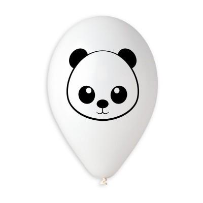 Balão Panda Branco