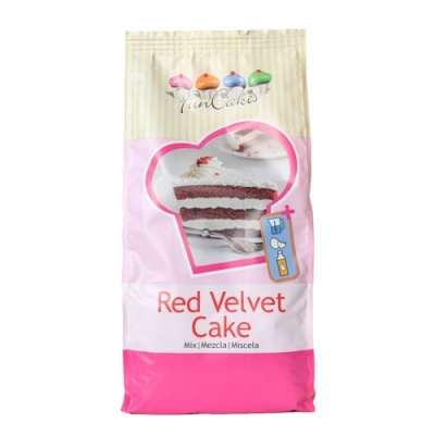 Preparado de Red Velvet 1Kg