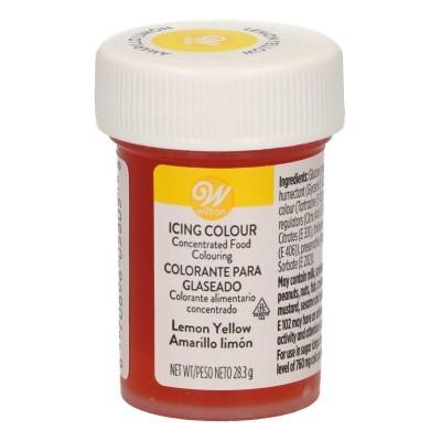 Corante Gel Amarelo Limão