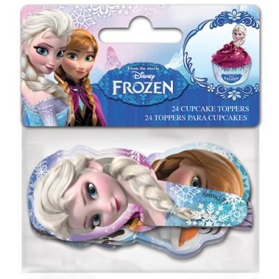 Conj. 24 Toppers Frozen