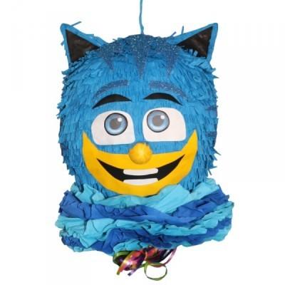 Pinhata PJ Masks Cabeça Azul