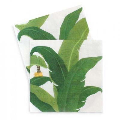 Guardanapos Tropical Folhas