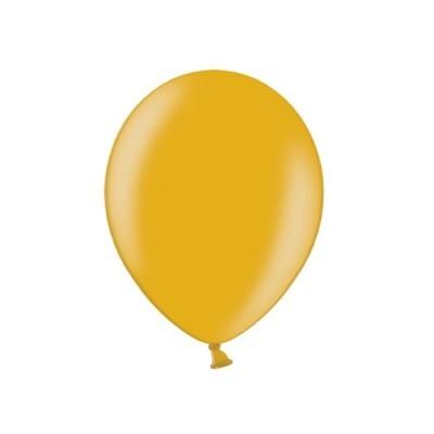 Balão Dourado 23cm