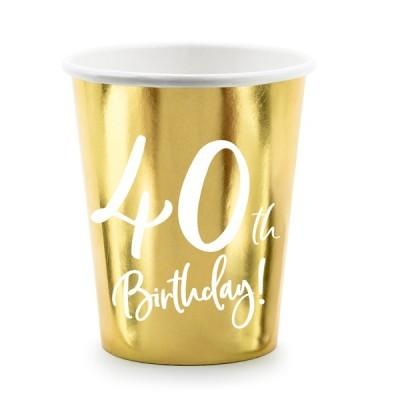 Copos 40th Birthday