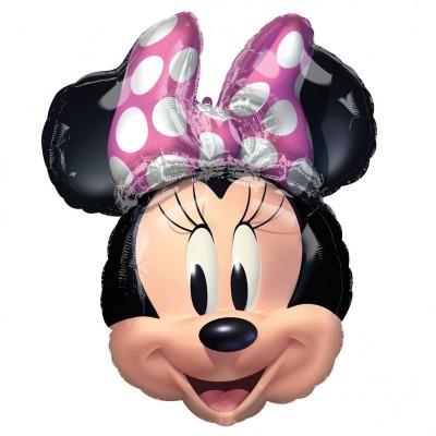 Balão Cara Minnie