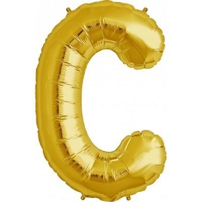 Balão C Dourado
