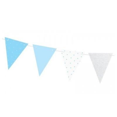 Bandeirolas Azul Silver