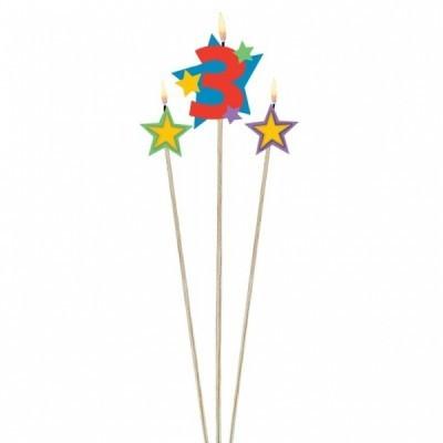 Vela Estrelas N.º3