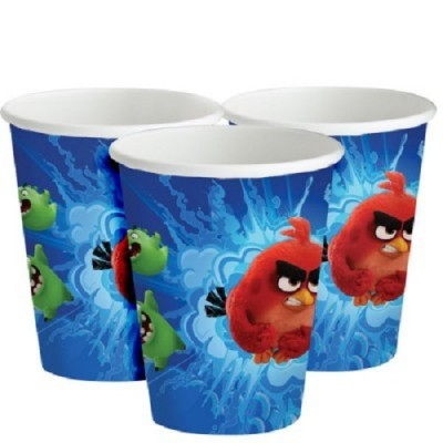 Copos Angry Birds