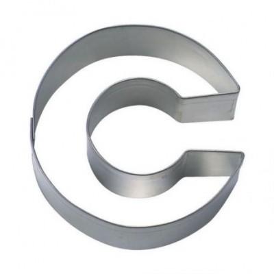 Cortador Letra C