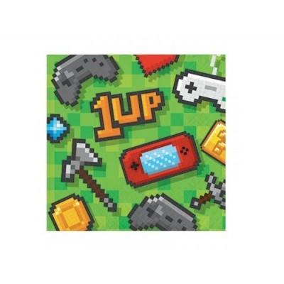 Guardanapos Gaming Pequenos