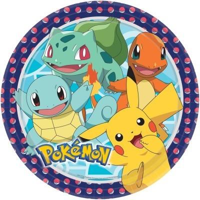 Pratos Pokémon Grande