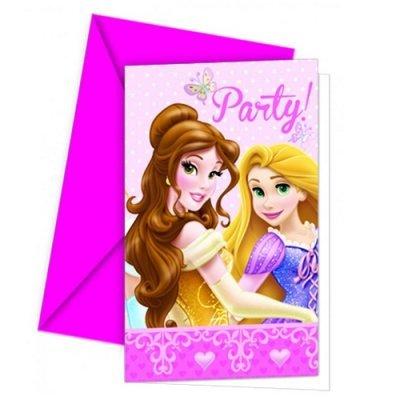 Convites Princesas