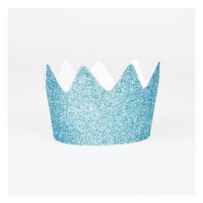 Conj. 8 Coroas Azul