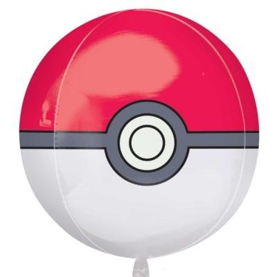 Balão Orbz Pokemon