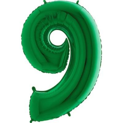 Balão Gigante 9 Verde