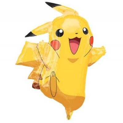 Pikachu Balão Gigante