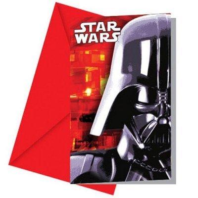 Convites Star Wars