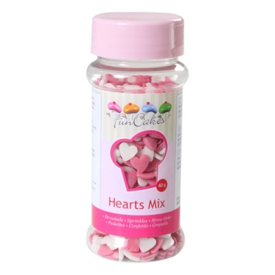 Confetis de Açúcar Corações
