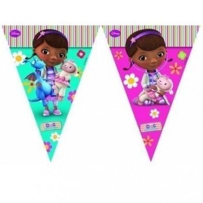 Bandeirolas Dra. Brinquedos