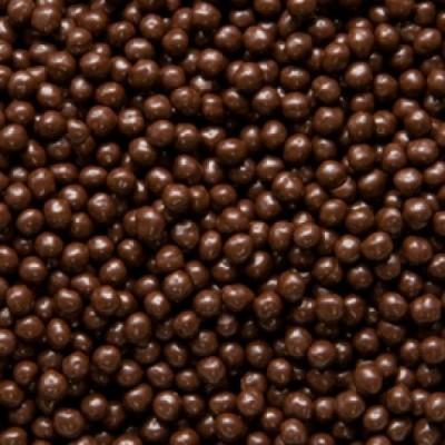 Esferas Crocantes Chocolate Negro