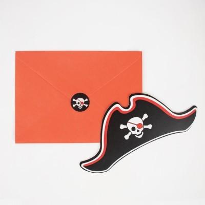Convites Piratas