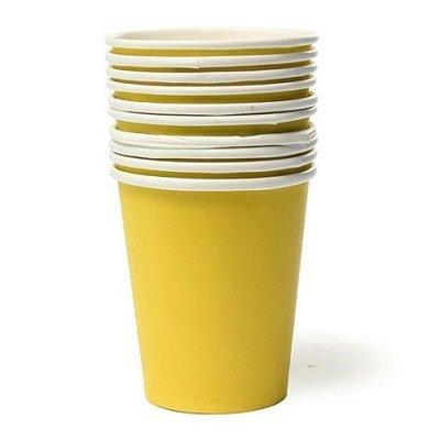 Copos Amarelo