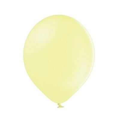 Balão Amarelo Pastel 30cm