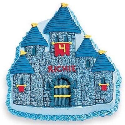 Forma Wilton Castelo