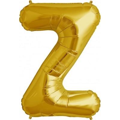 Balão Z Dourado