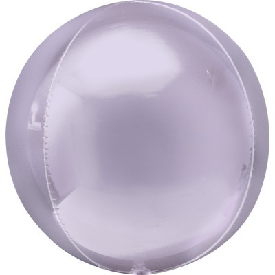 Balão Orbz Lilás Pastel