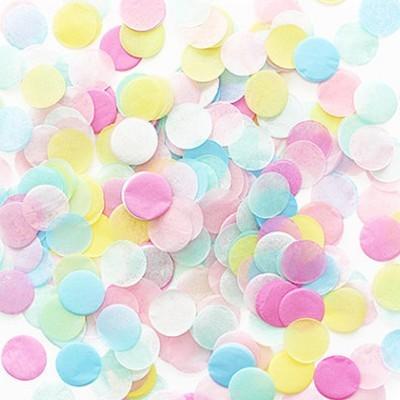 Confetis Papel