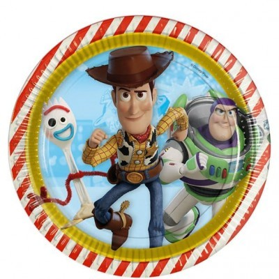 Pratos Toy Story
