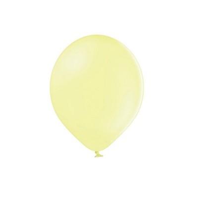 Balão Amarelo Pastel 23cm