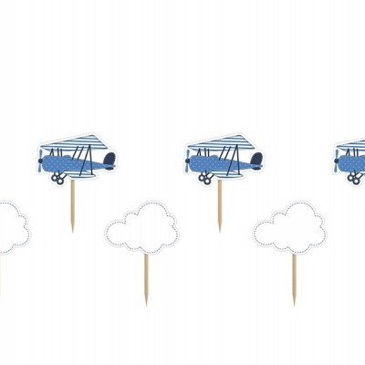 Palitos Aviões Little Plane