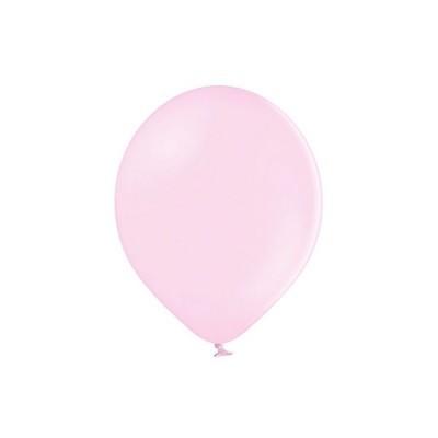 Balão Rosa Claro Pastel 23cm
