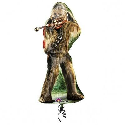 Star Wars Chewbacca Balão Grande